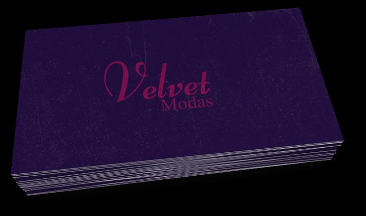 Cartão sem proteção de cobertura nas cores l Gráfica Imprima Rápido